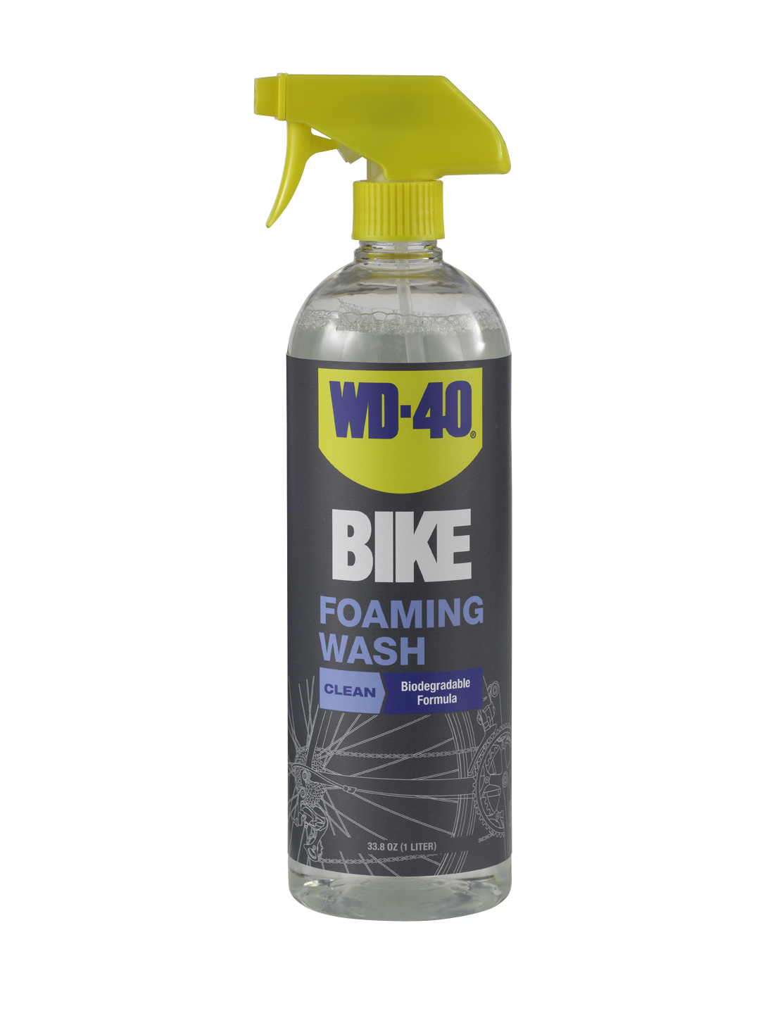 WD-40 BIKE - foaming wash