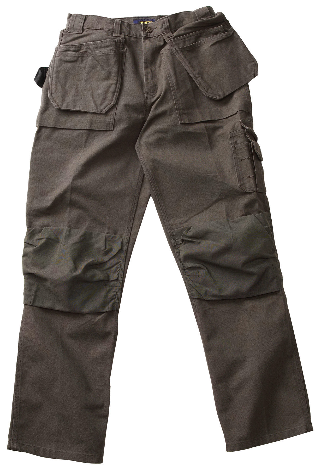 Brawny pant: The Brawny is made of a 12 oz. cotton canvas for heightened durability in tougher work conditions.