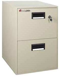 Sentry Safe 2B2100 Fire-Safe Filing Cabinets