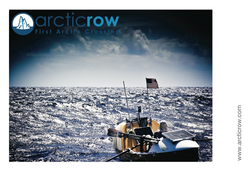 Arctic Row 2012 Expedition - Sponsored by Eddie Bauer First Ascent's BE FIRST Program