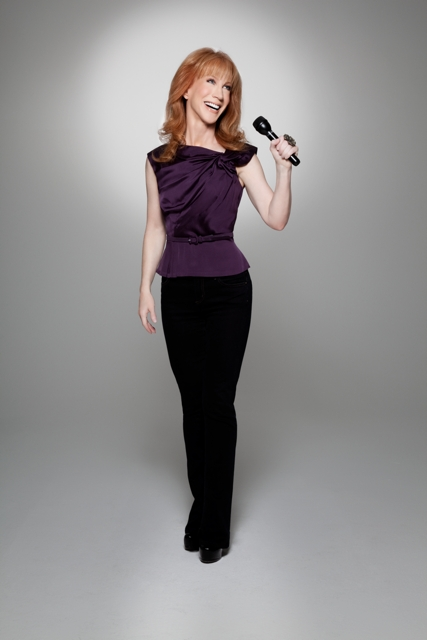 Kathy Griffin Brings her Hilarious Stand-up Routine to the Terry Fator Theatre at The Mirage Saturday, March 17.