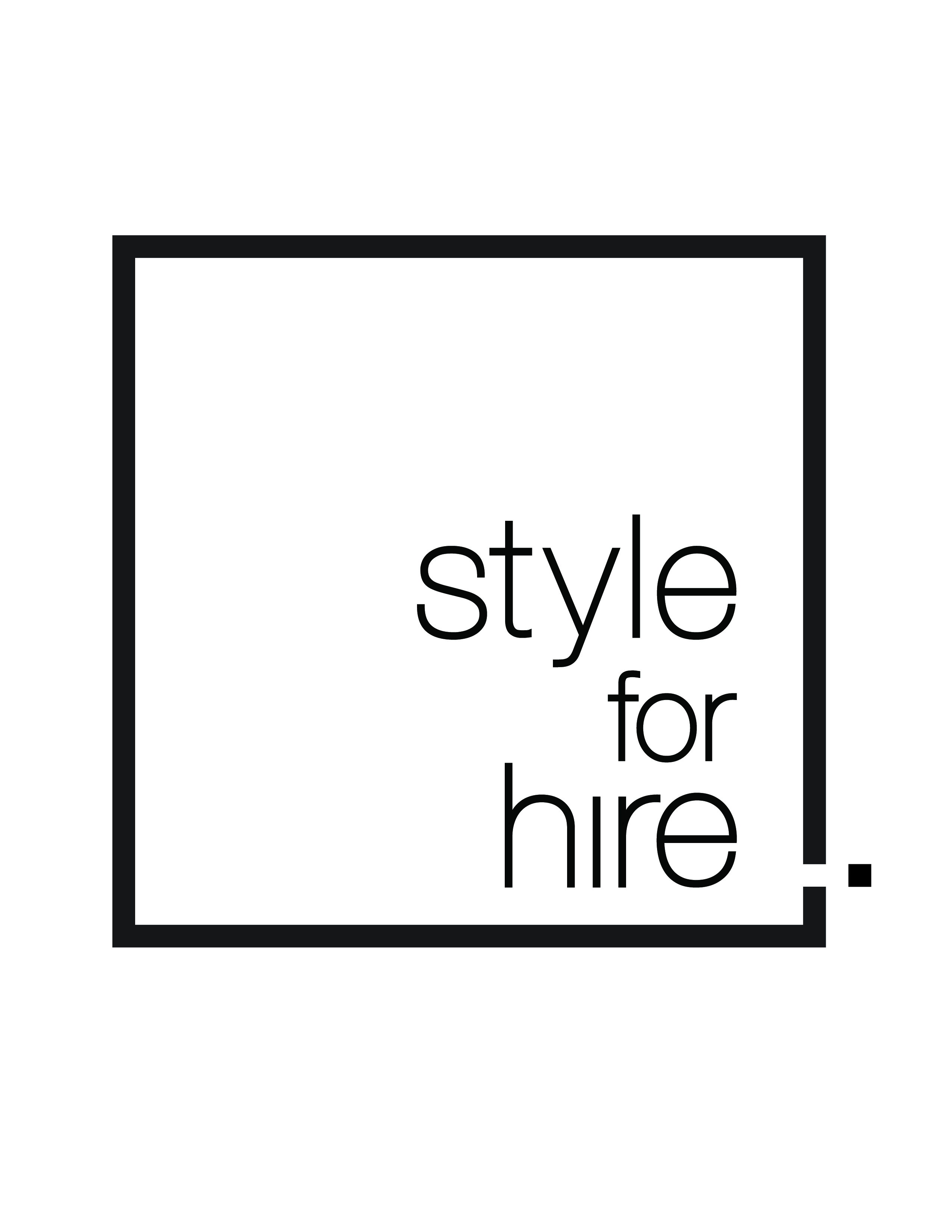 Style for Hire national style experts trained by Stacy London will offer a chance to win a FREE wardrobe consultation. (click image to enlarge and/or save.)