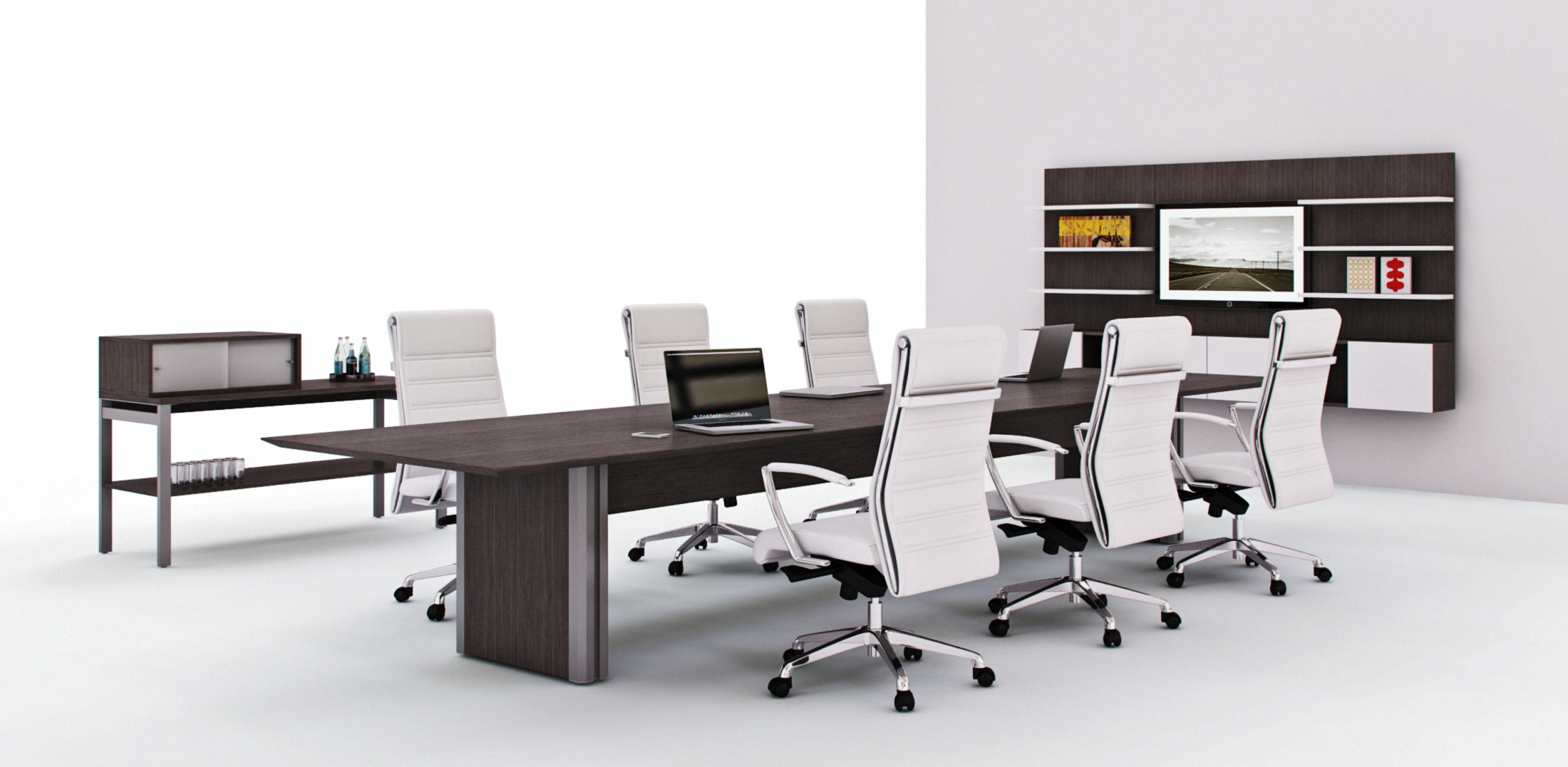 First fice Introduces the edge and Intermix at NeoCon 2012