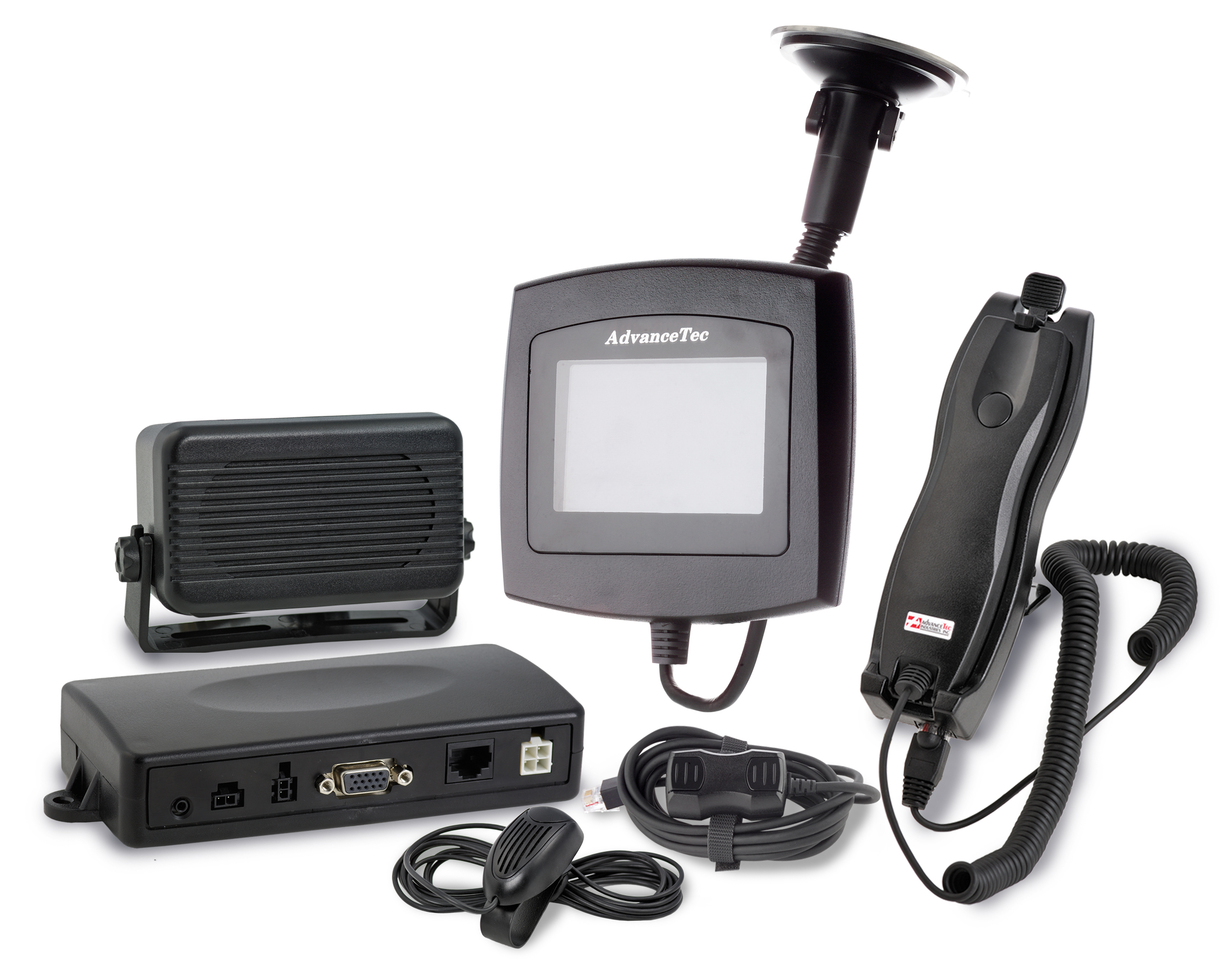 AdvanceBlue Commercial Bluetooth Hands-Free Kit