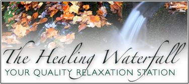 The Healing Waterfall