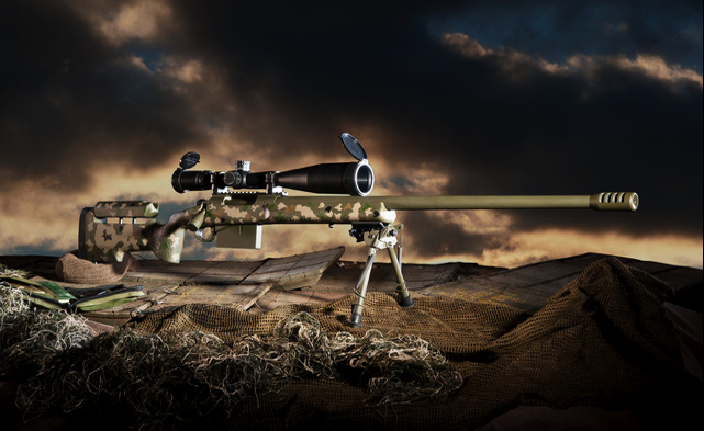 Venom Tactical Taipan Sniper Rifle