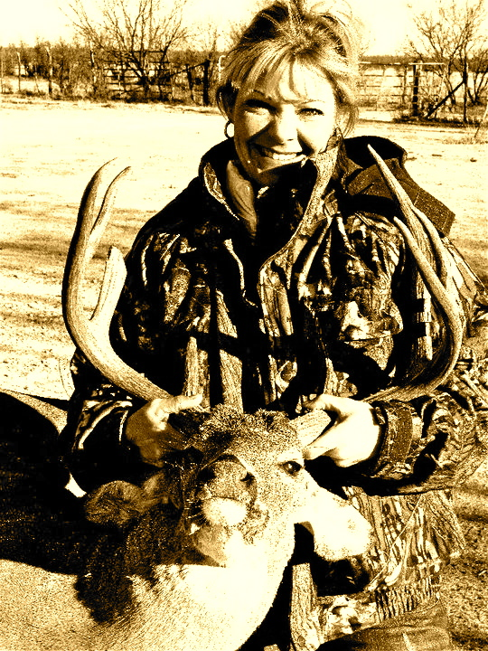 Tiffany Brewer wil hunt Cape Buffalo in Zimbabwe and be filmed for an episode of Eye of the Hunter on NBS Sports.