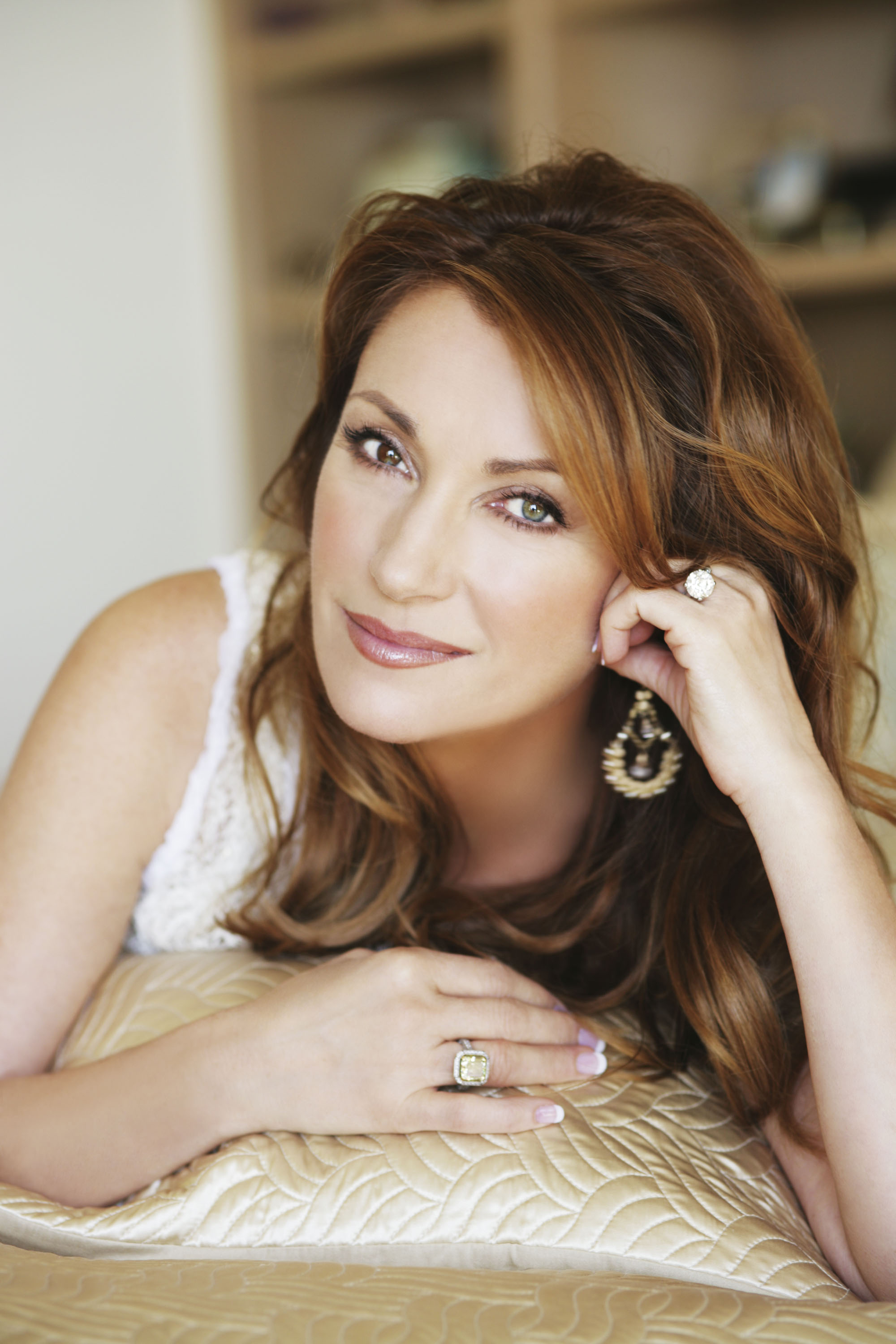 Jane Seymour, Offical Spokesperson for Camp Soaring Eagle