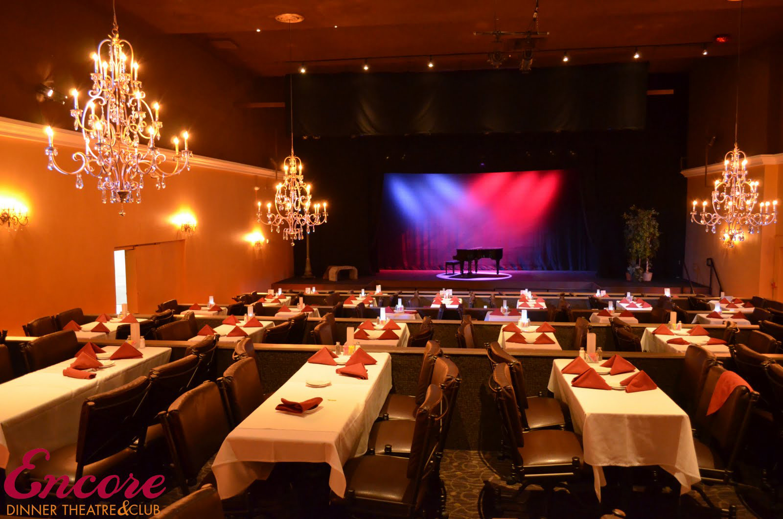 Encore Dinner Theatre Amp Club Now Open In Old Town Tustin