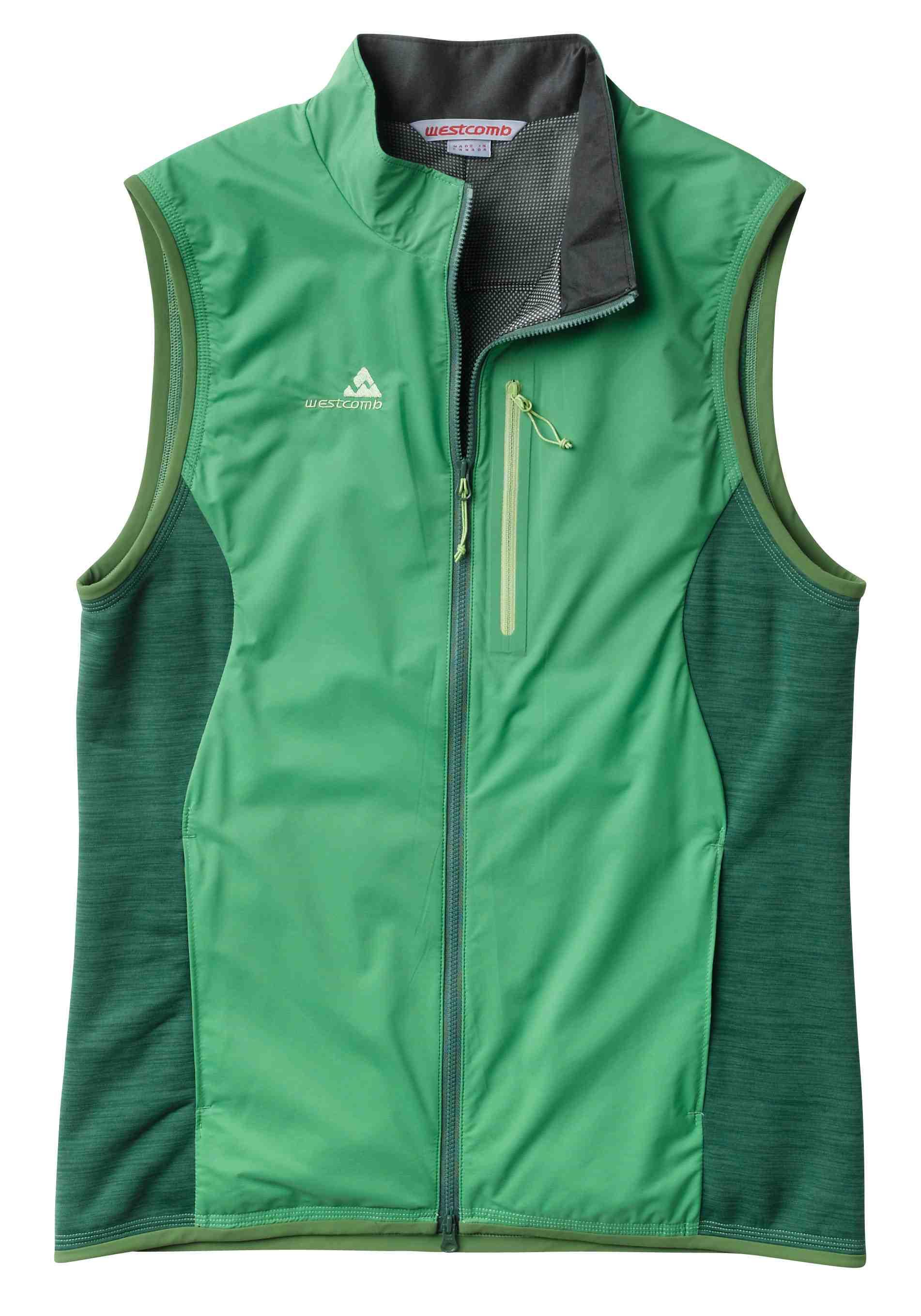 Westcomb Echo Vest with Polartecr Alphar
