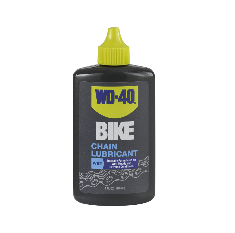 WD-40 BIKE - wet chain lube