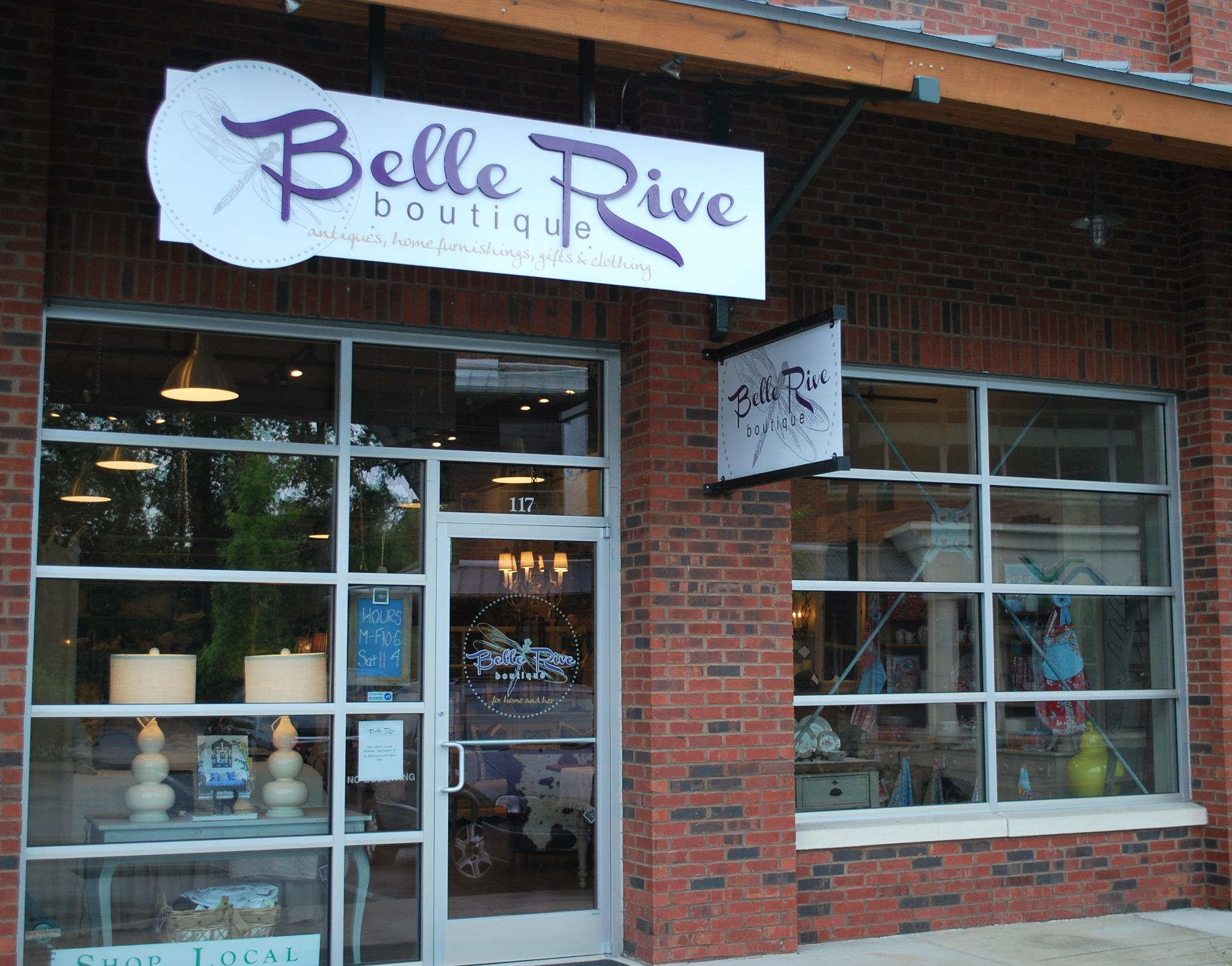 Belle Rive Boutique Grand Opening