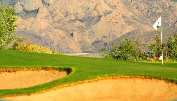 Canoa Ranch Golf Course, one of the finest golf course in Arizona.