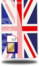 UK Data SIM card