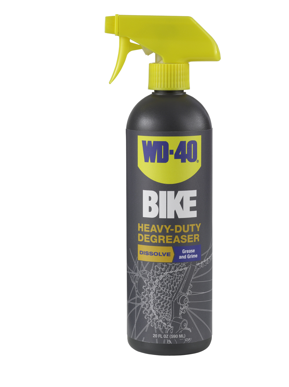 WD-40 BIKE - heavy duty degreaser