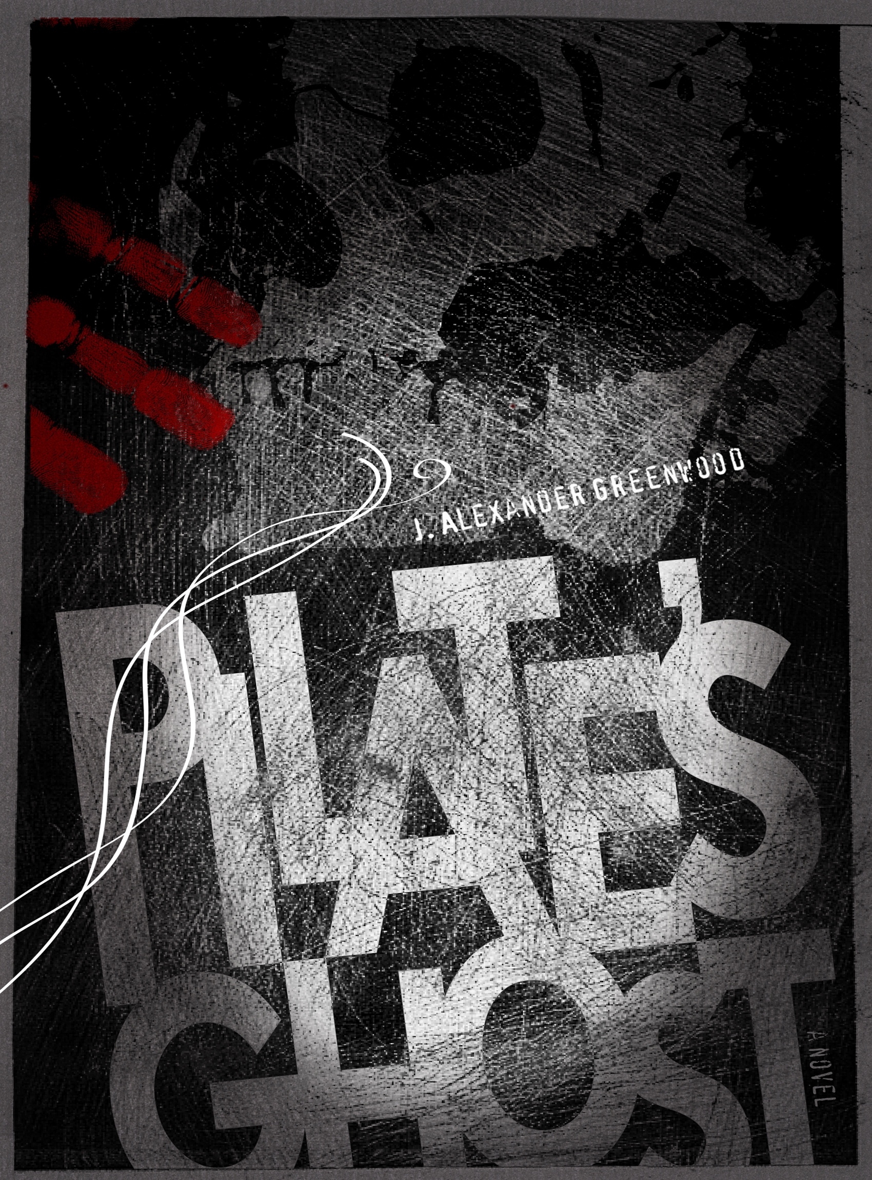 Pilate's Ghost cover by artist David A. Terrill
