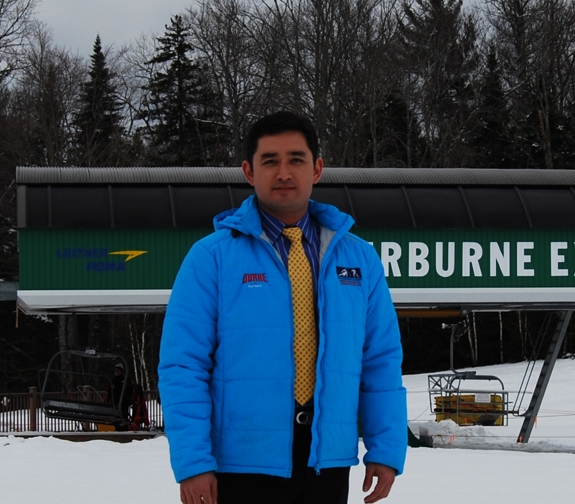 Former United States Army Captain Ary Quiros has joined the management team of Burke Mountain Resort.