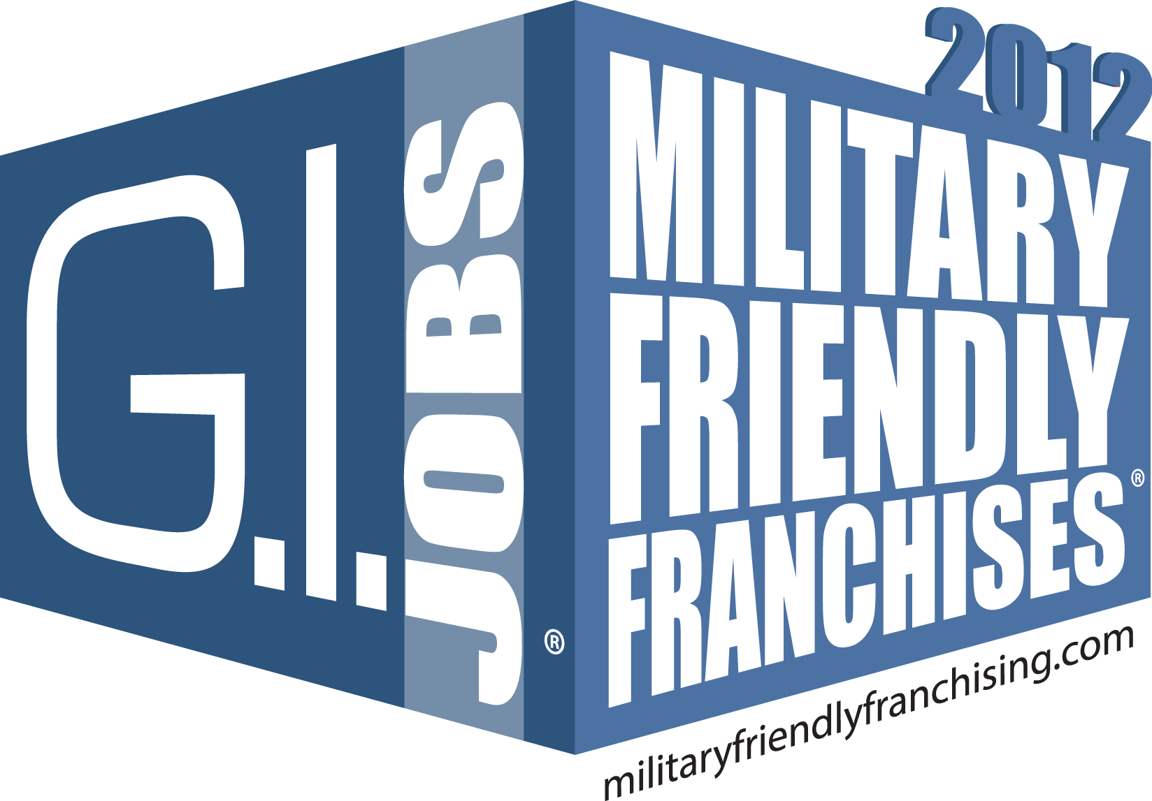2012 Military-Friendly Franchise list logo