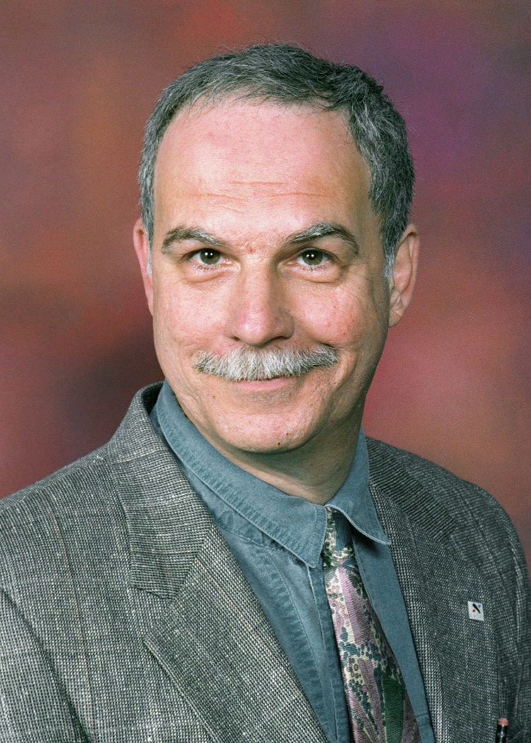 Dom Caristi, Ball State telecommunications professor.