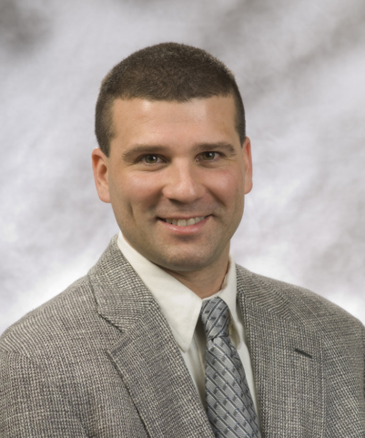 Dan Salm, Group Manager - Manufacturing