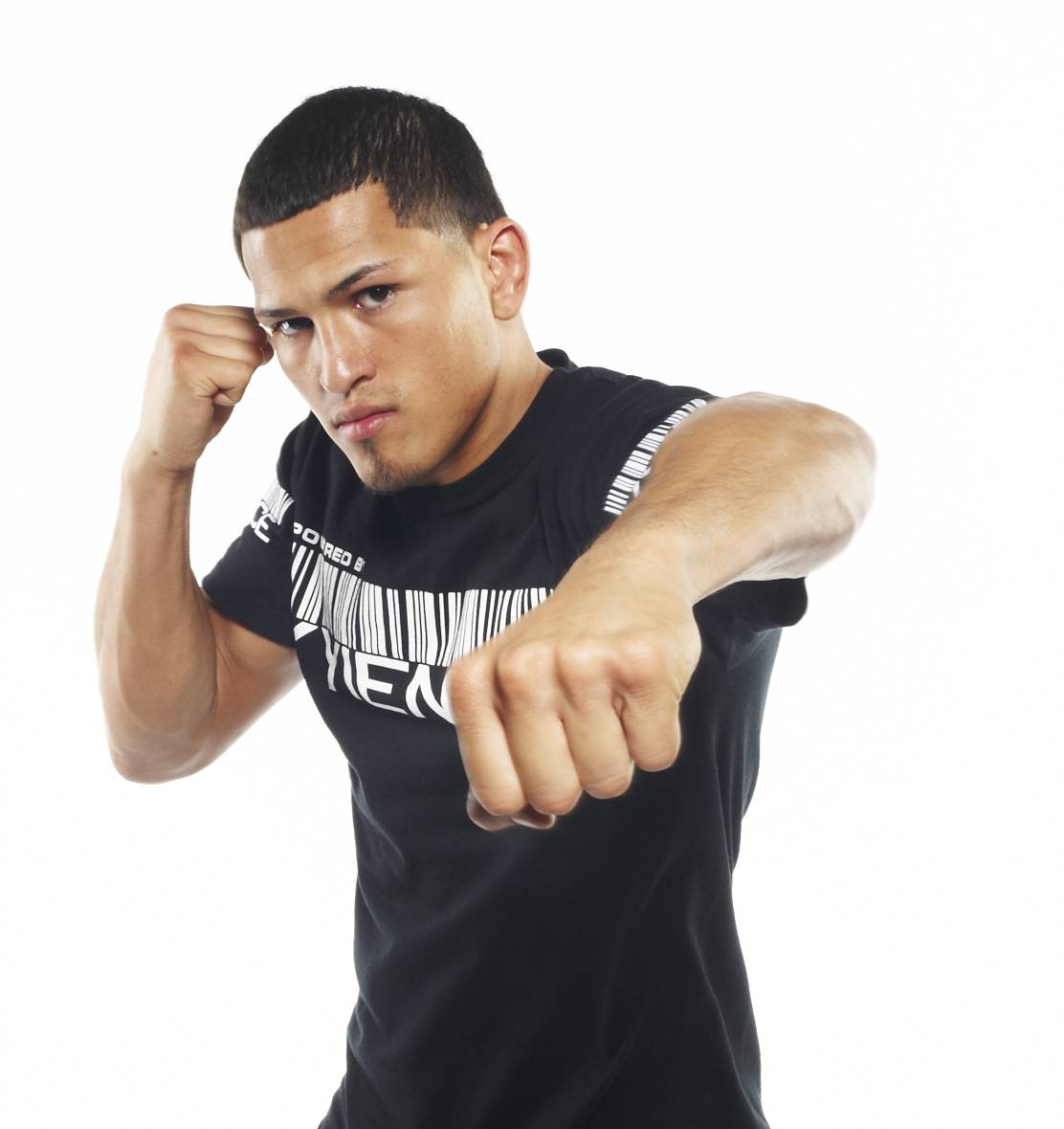 "XYIENCE team athlete Anthony ""Showtime"" Pettis"