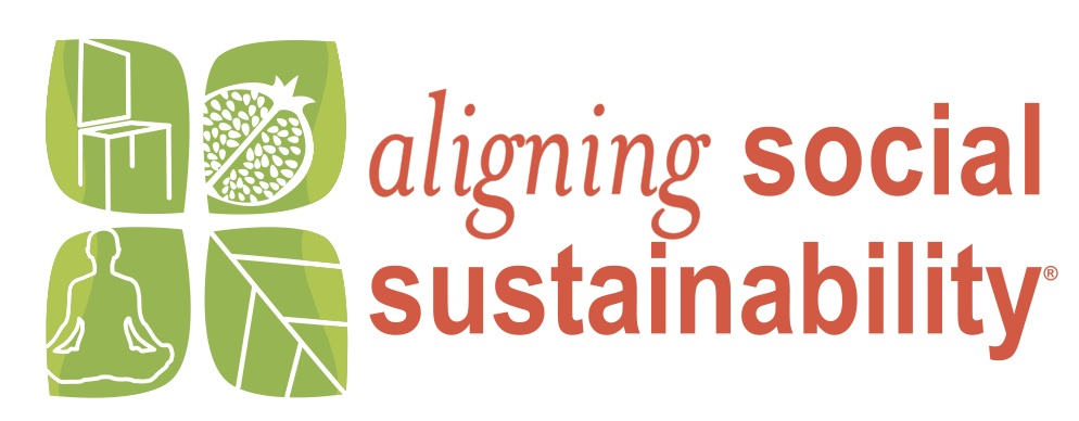 Aligning Social Sustainability