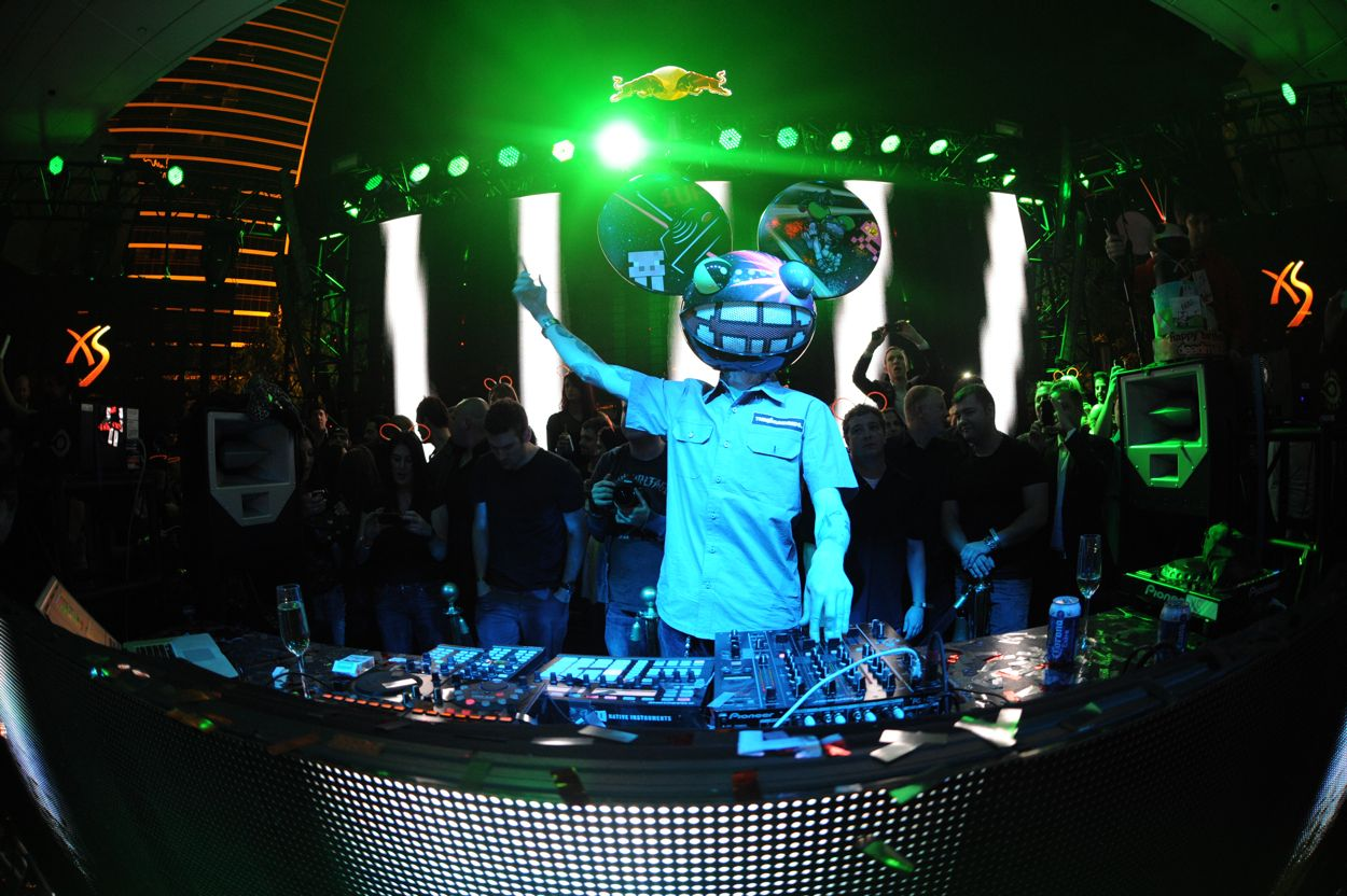deadmau5 at XS