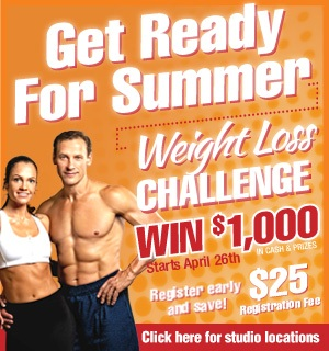 Join the spring challenge at participating Orangetheory Fitness Studios nationwide!