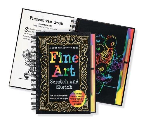 Fine Art Scratch and Sketch $12.99