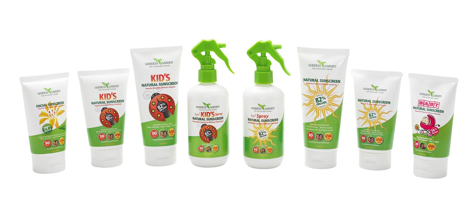 Goddess Garden To Giveaway One Year Of Sunscreen