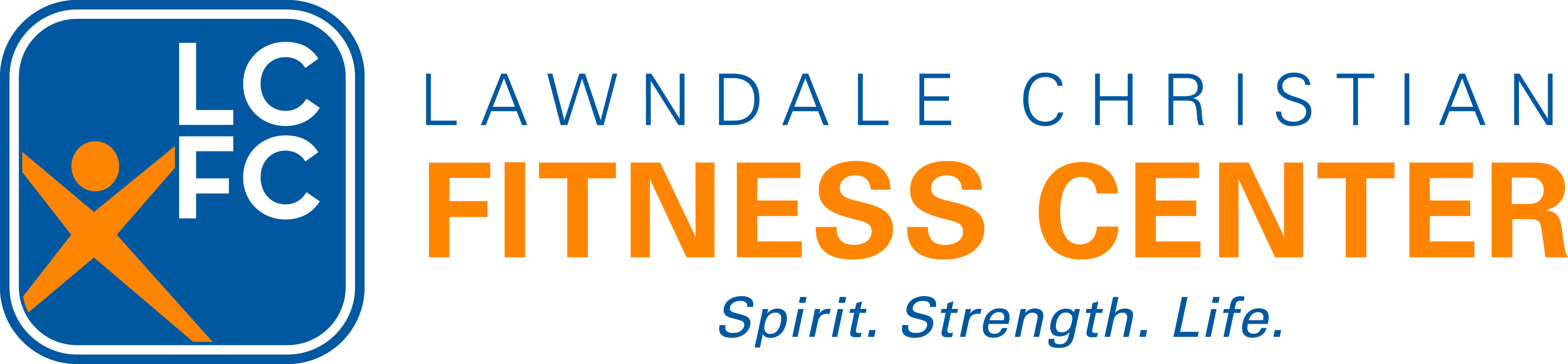 LCHC Fitness Center Logo