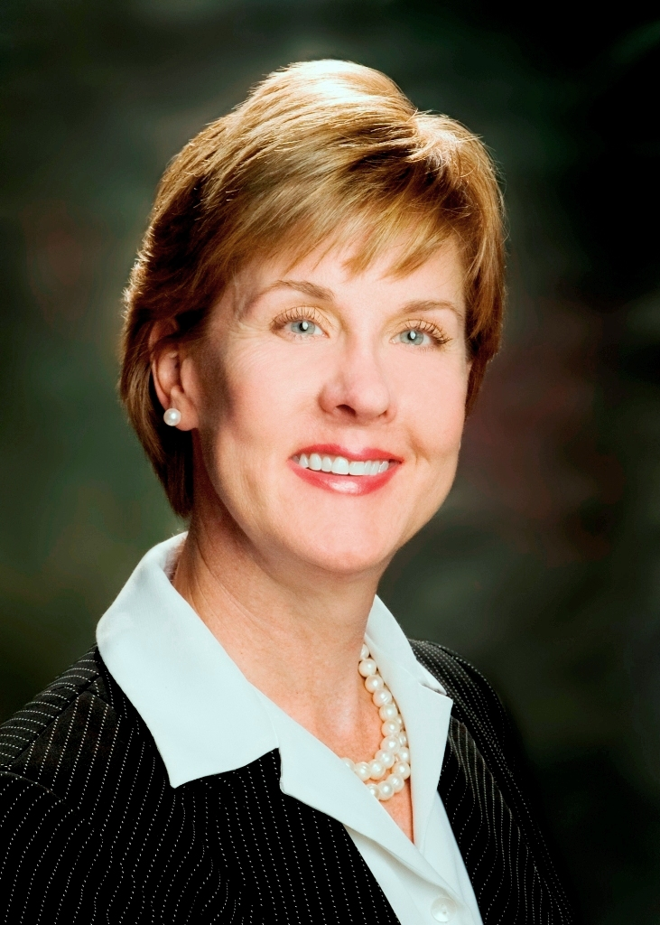 JoAnn Turnquist, CEO of Central Carolina Community Foundation