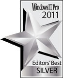 Enterprise Random Password Manager Wins Editors' Best Silver Security Award from Windows IT Pro