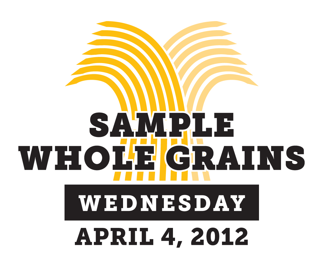 Whole Grain Sampling Day