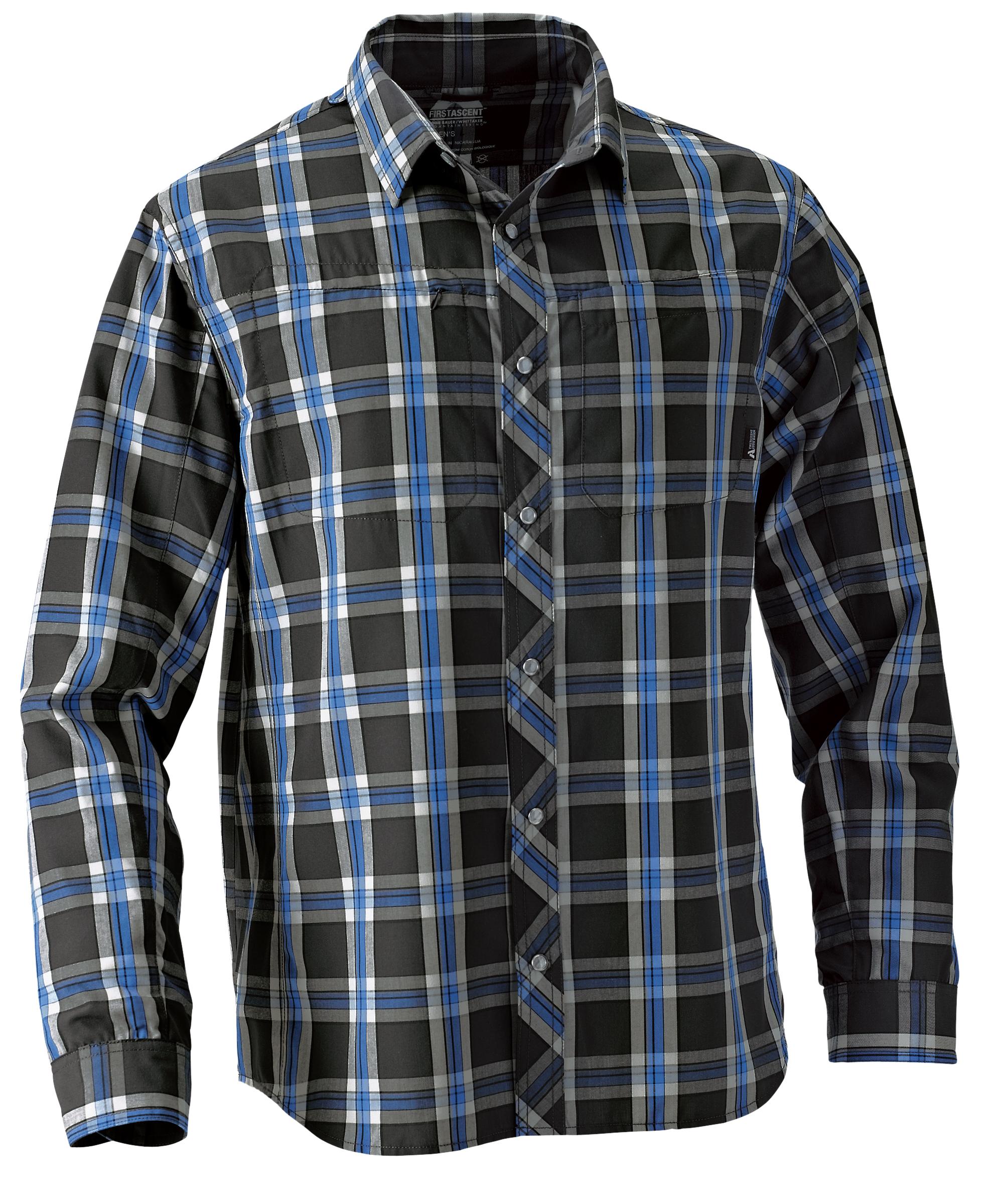 Men's Long-sleeve High Route Shirt