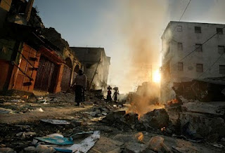 During the 2010 Haiti earthquake that registered 7.0 on the Richter scale at least 52 aftershocks measuring 4.5 or greater, an estimated three million people were affected and some 316,000 died. But, without GIS technology, experts believe the disaster could have been worse.