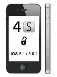 Jailbreak adn Unlock iPhone 4S/4 iOS 5.1