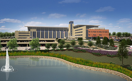 Fort Riley Replacement Hospital