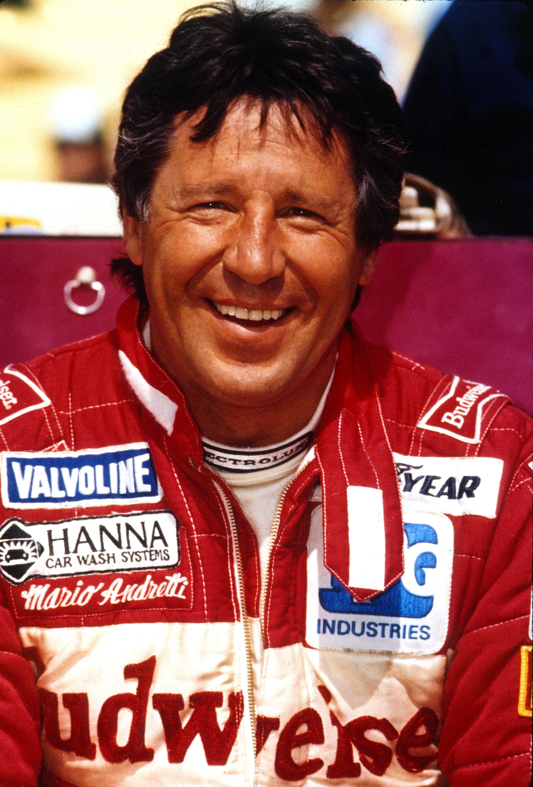 IndyCar Driver Mario Andretti