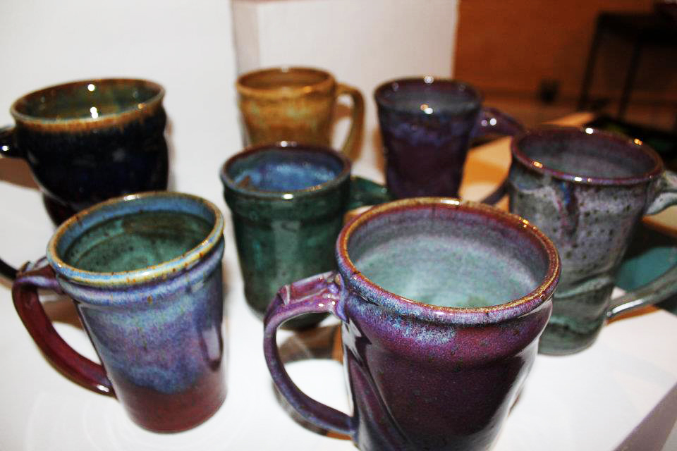 Mugs by Alan Mandel