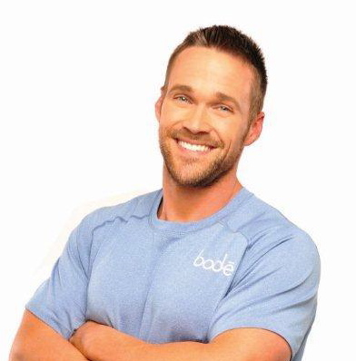Chris Powell, Star of Extreme Makeover: Weight Loss Edition and Vemma Bode Product Endorser