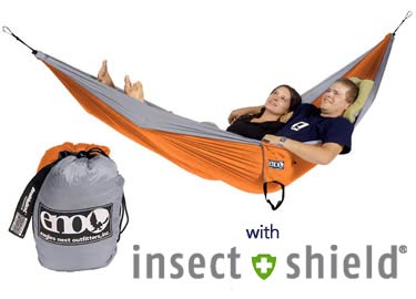ENO Hammock with Insect Shield