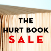 Hurt Book Sale 2012 creative