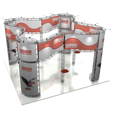Trade Show Displays by GLM Displays