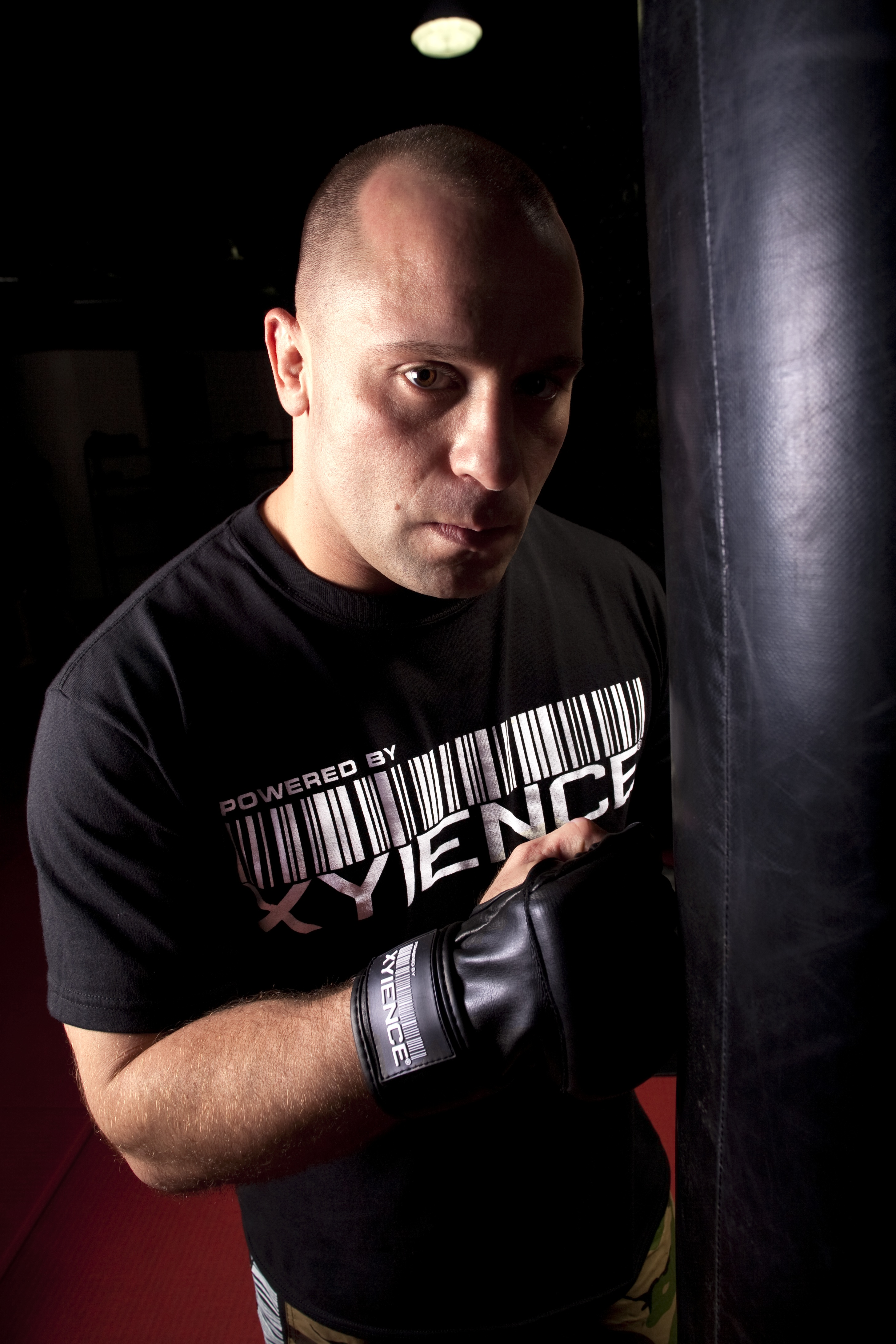 XYIENCE athlete Matt Serra