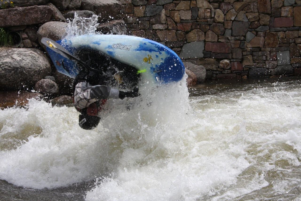Lauren Burress Catapults Her Kayak Over The Whitewater Falls Shes 14 Get It Girl