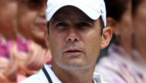 Paul Annacone of Annacone Tennis Management