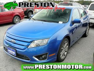 2012 Ford Fusion - Hurlock, MD
