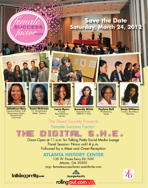Female Success Factor Atlanta