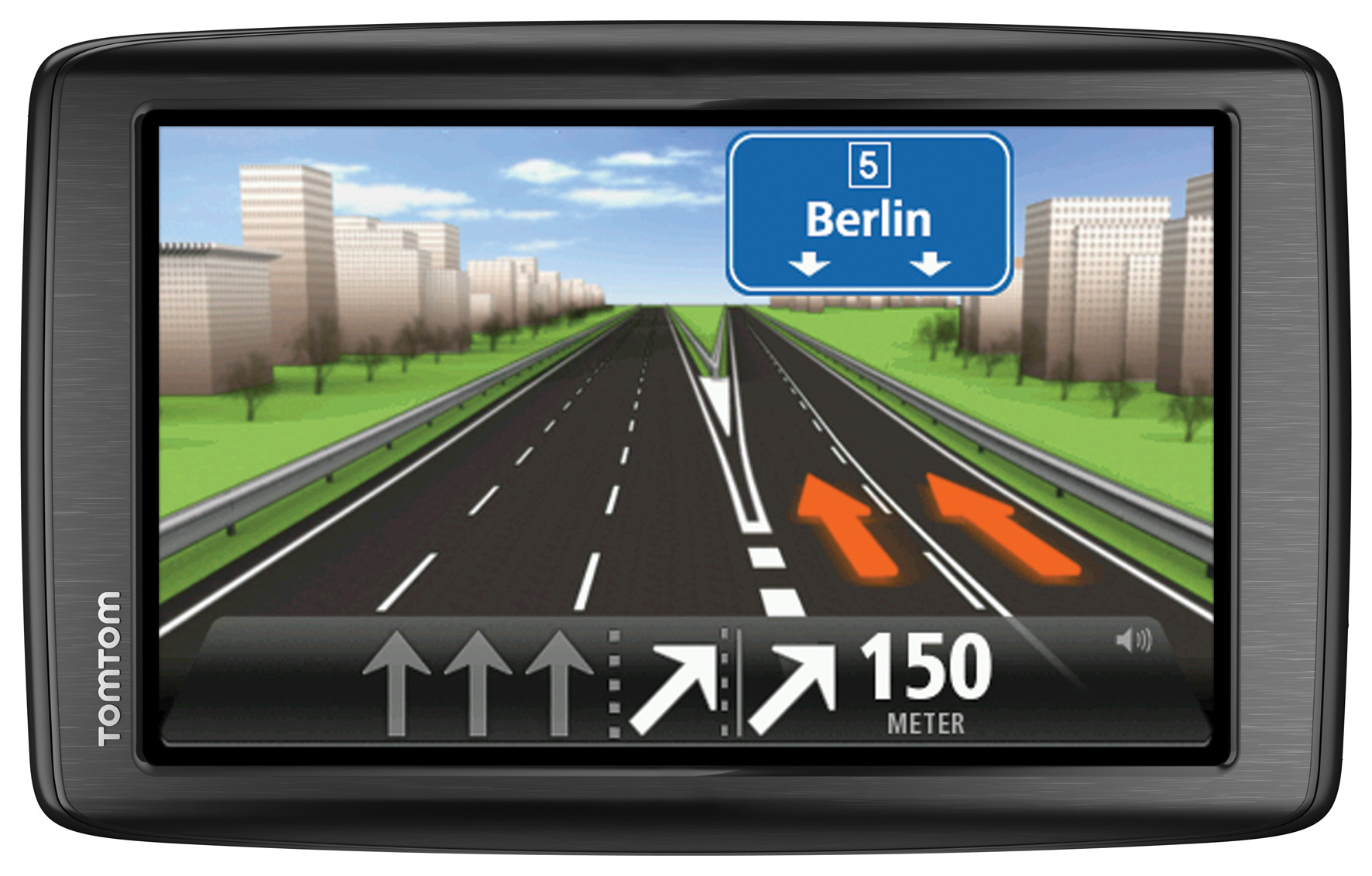 Bis Ende Mai kommen der neue, extragro&#223;e TomTom Start 60 mit 15 cm Displaydiagonale f&#252;r 199 Euro...